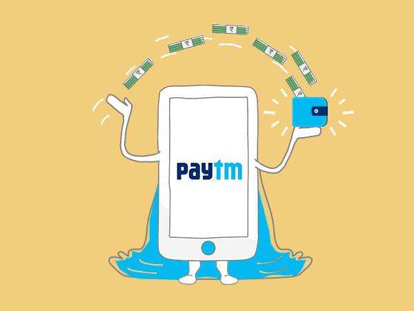Paytm blocks credit cards to check user misuse