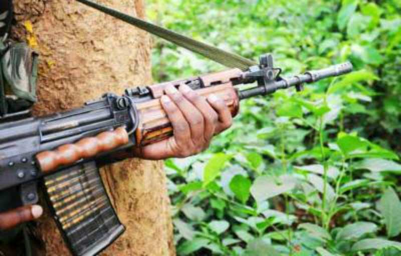 CRPF jawans killed in Naxal attack in Chhattisgarh's Sukma