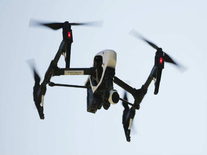 IIT-Kharagpur's superpower drone BHIM can create a wifi zone in