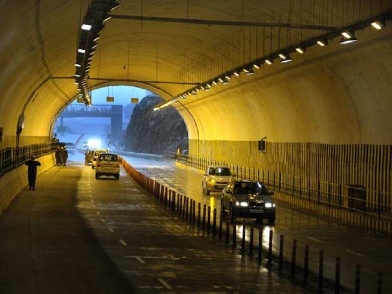 India's longest road tunnel to see the light of day | Business Insider India