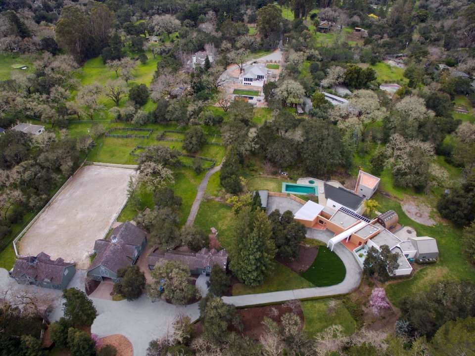 0ff8eb61d499 A legendary Silicon Valley designer is selling his wacky 6-in-1 home for   15 million