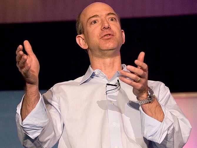 Jeff Bezos Ceo Of Amazon Business Insider India