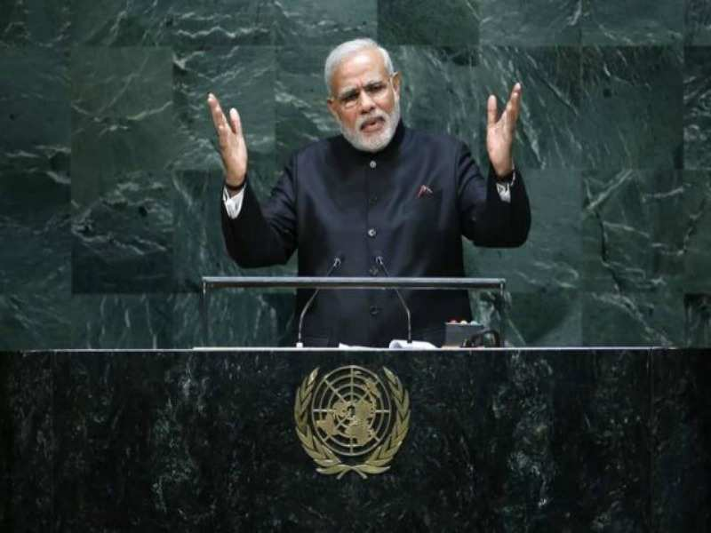 Signs of bonhomie; Trump to host Modi this year