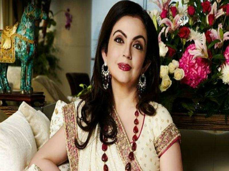 Nita Ambani is now a member of IOC's Olympic Channel Commission