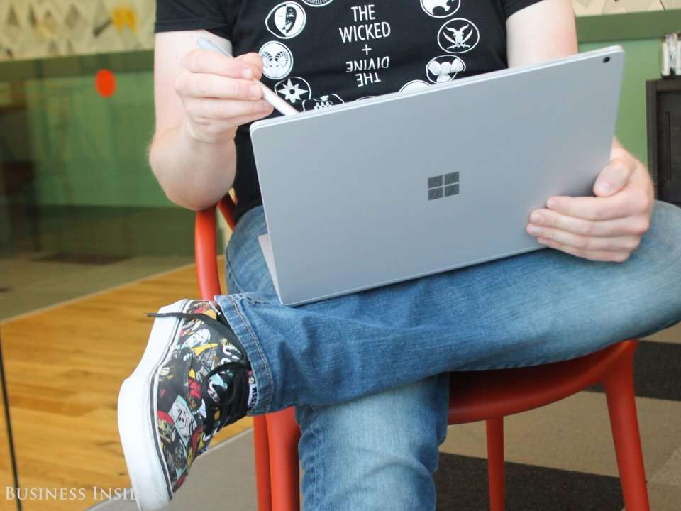 Microsoft's Surface hardware business shrunk by $285 million - and it's weirdly a good thing for Microsoft