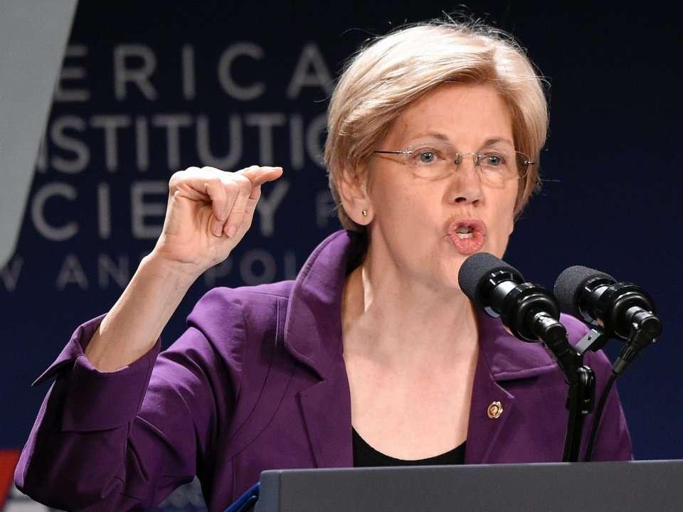 Elizabeth Warren: I'm 'troubled' by Obama's $400,000 speech