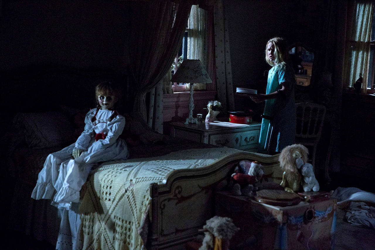 Annabelle 2014 Executive Producer Business Insider India