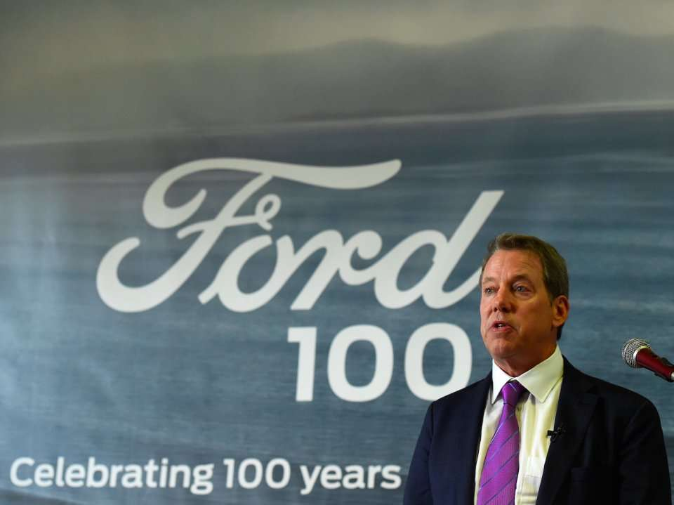 Morgan Stanley thinks things at Ford could get worse before they get better