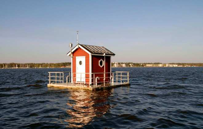 The Entire Country of Sweden is an Airbnb Listing