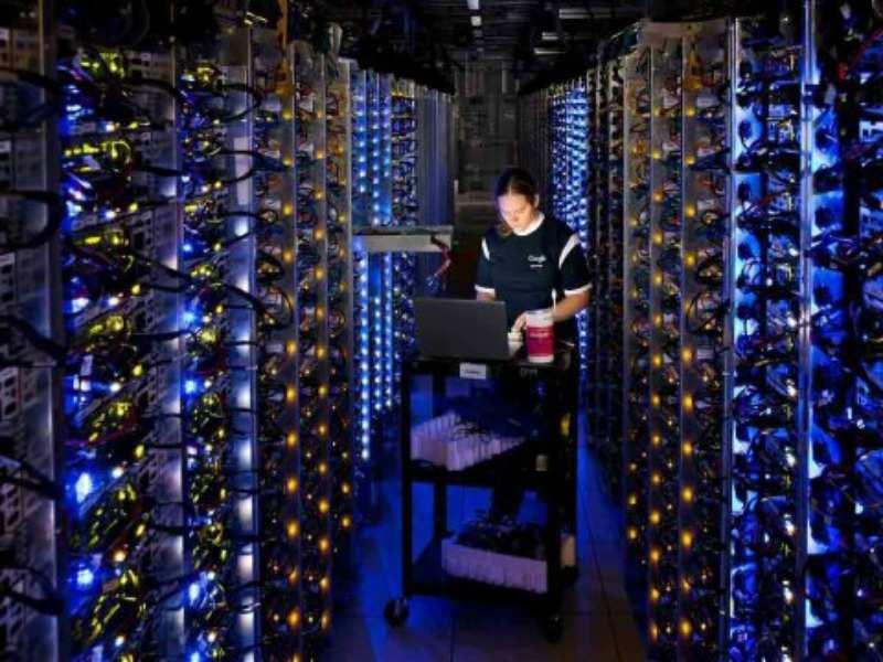 Google's AI-powered AlphaGo defeats five leading Go players