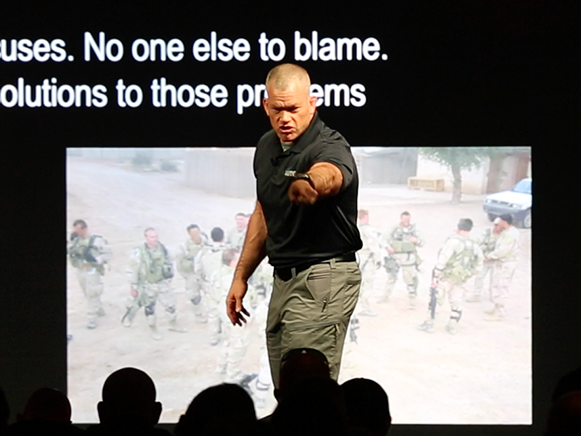 I asked Navy SEALs what to do when things get chaotic at work, and they said the same advice works on the battlefield and in business