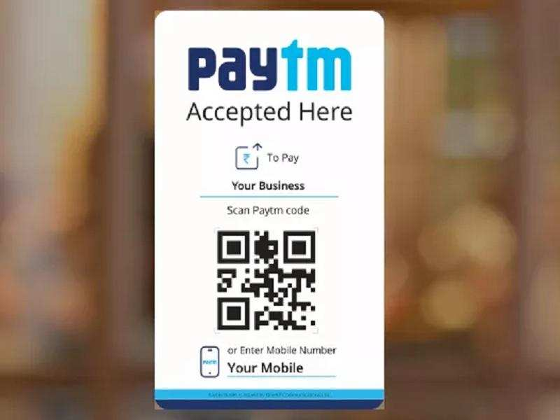 Offline stores to go online on Paytm Mall