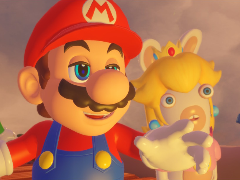 The 18 Weirdest Things I Ve Seen In The Insanely Weird New Mario Game Business Insider India