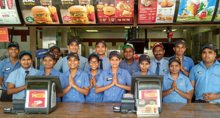 mcdonalds in india Looking for the best mcdonald's corporation swot analysis in 2018 click here to find out mcdonald's strengths, weaknesses, opportunities and threats.