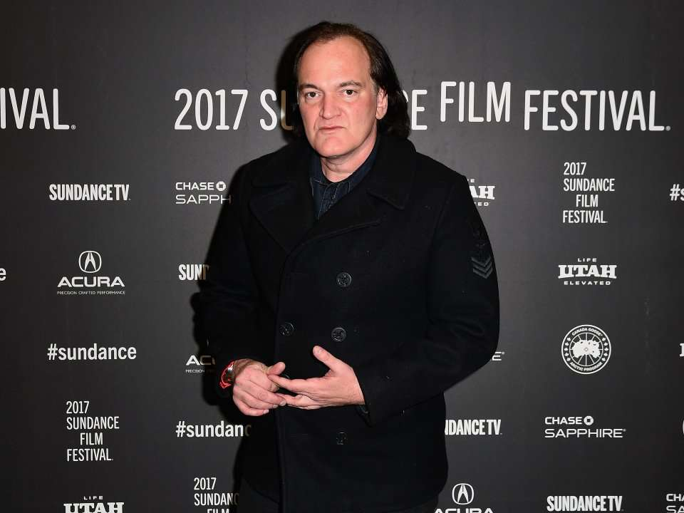 the life and career of quentin tarantino