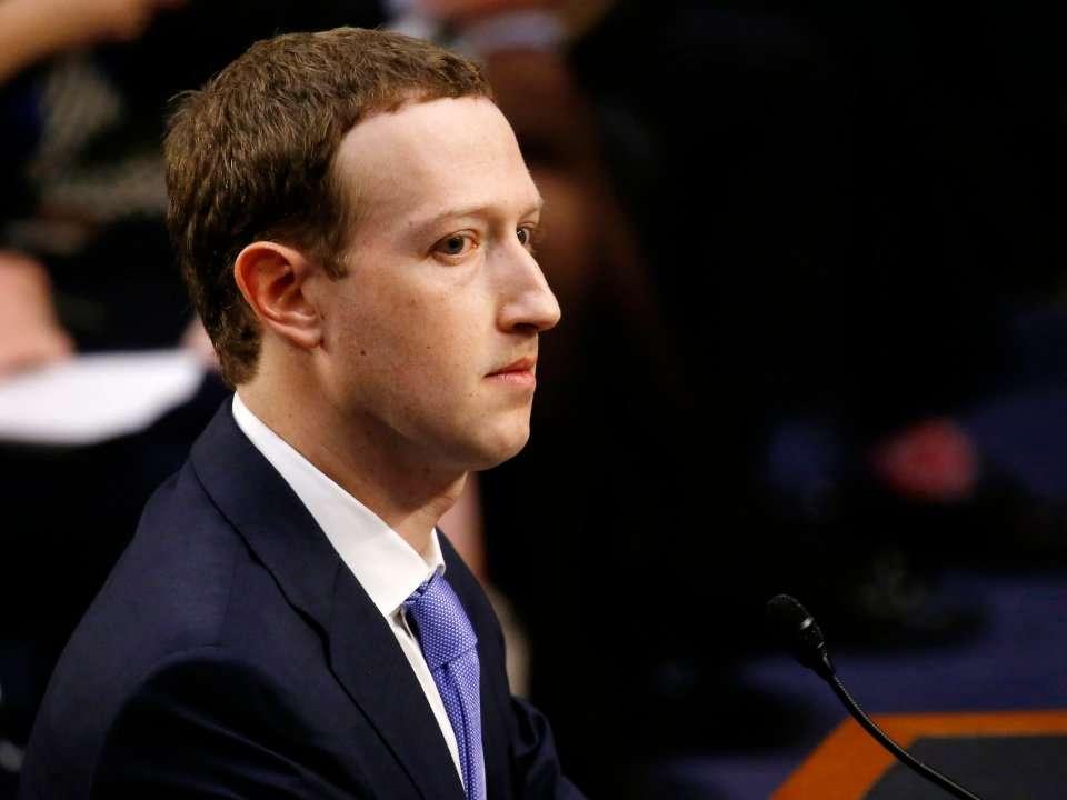 Zuckerberg claims no knowledge of Palantir's involvement