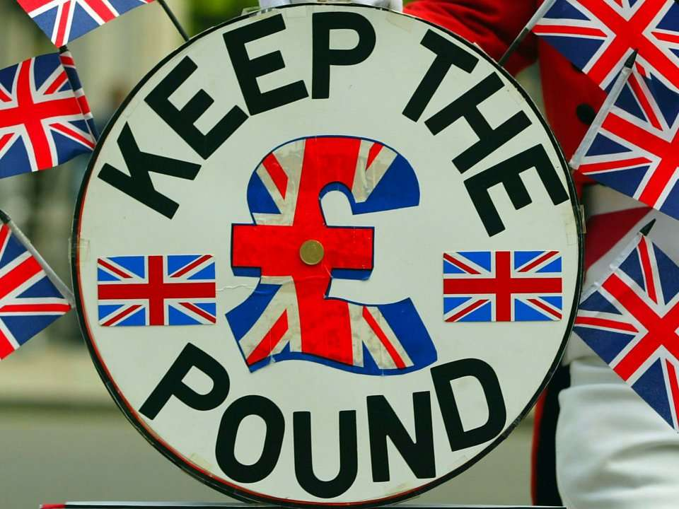 Deutsche Bank The Downtrodden Pound Is Set For A Comeback