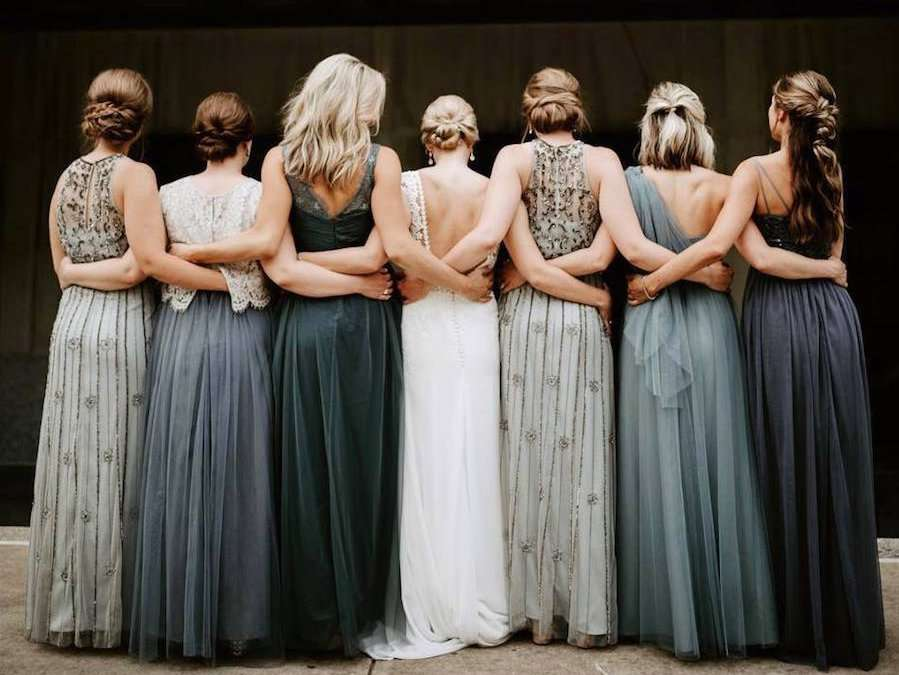 8c6760454e3 Gap is following J.Crew in abandoning its bridal business as weddings  become more casual. Here s where you can buy affordable bridesmaid dresses  now.