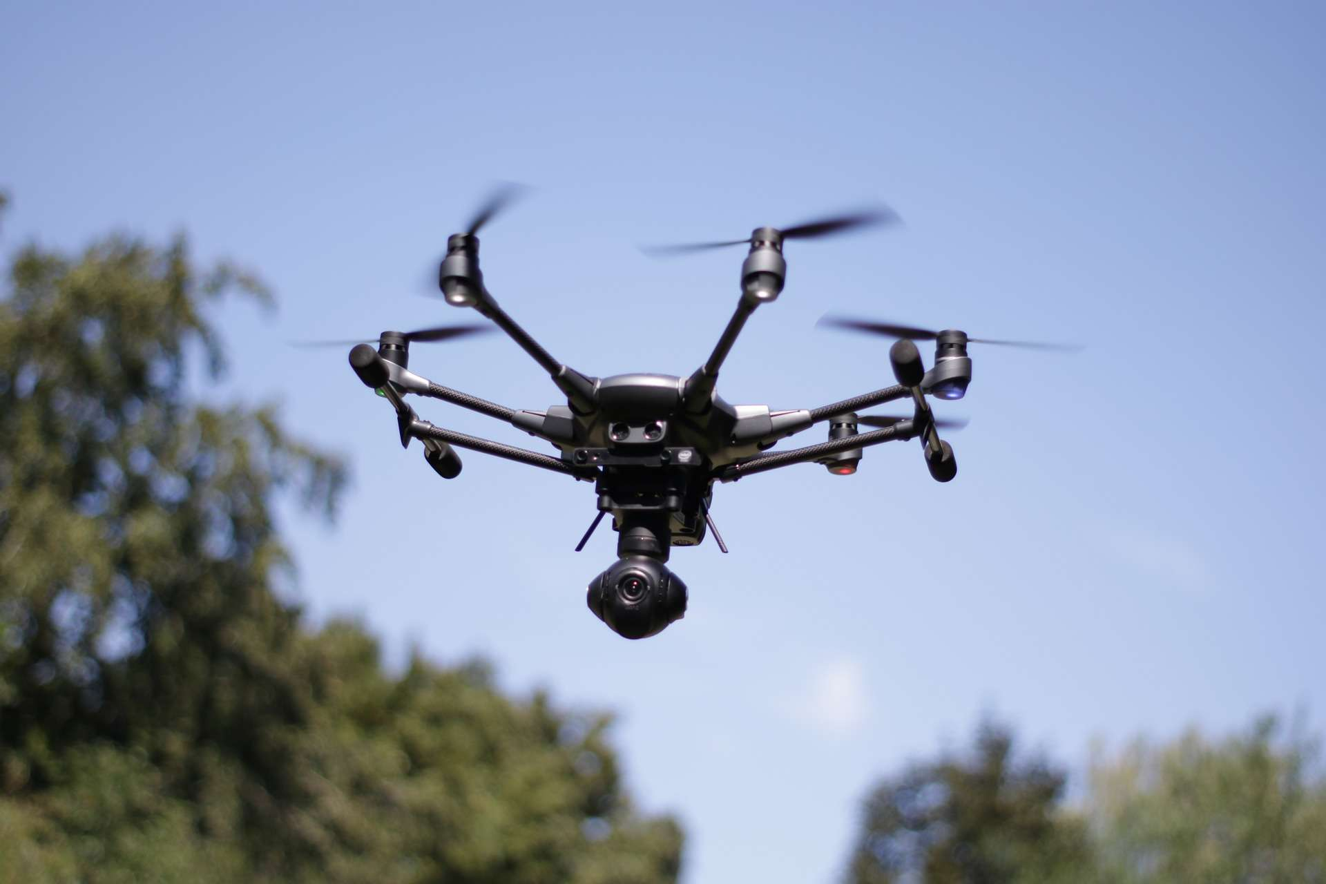Flying drones are finally legal in India | Business Insider India