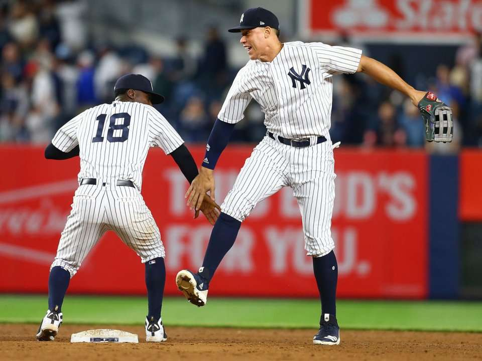 72d8817f1 MLB playoff 2018 schedule  everything you need to know for the ALDS and  NLDS series