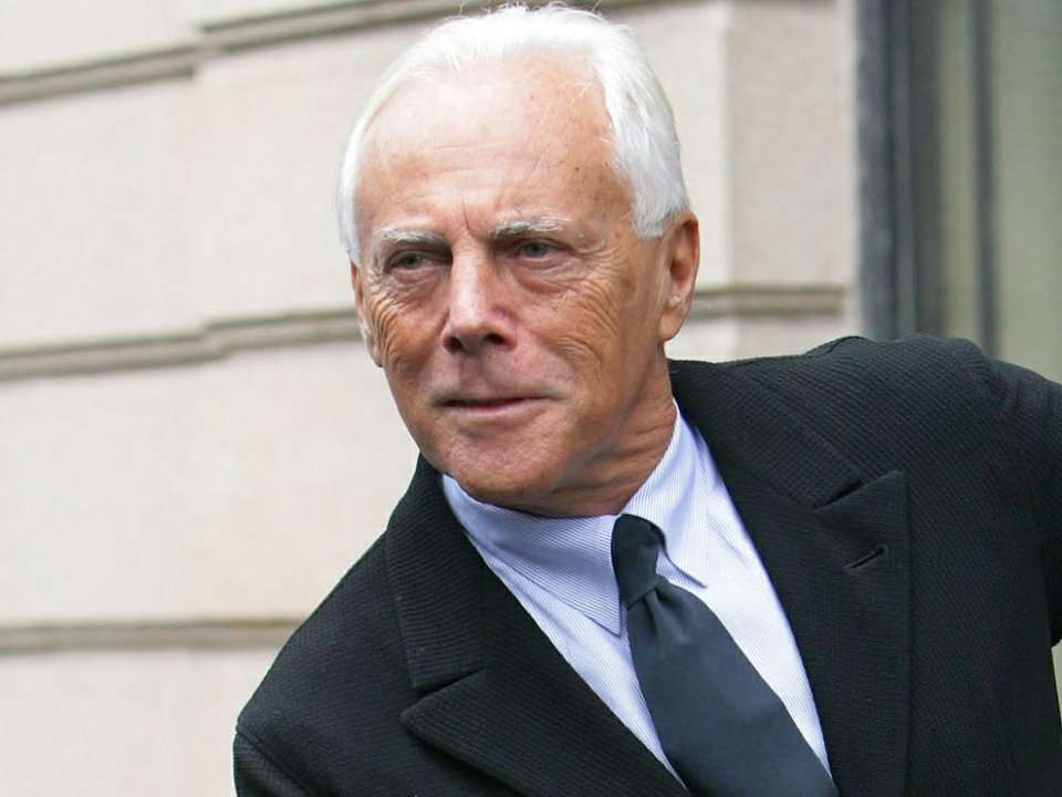 Giorgio Armani is worth almost  9 billion and is one of the wealthiest men  in fashion - here s a look at how the legendary designer spends his fortune  ... 1d690295eb15