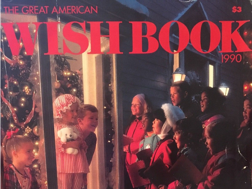 5fd147491 Sears will not be printing its iconic holiday Wish Book one year after  bringing it back from the dead. Take a look at the catalogs through the  years.