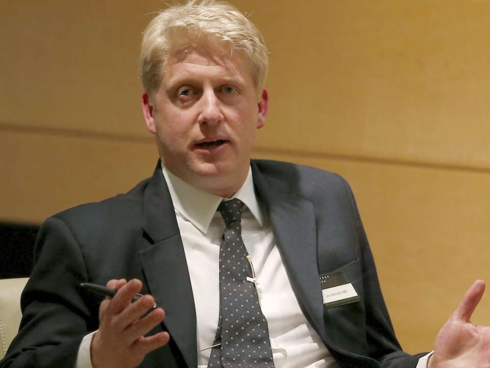 Jo Johnson quits Theresa May's government over her Brexit plans