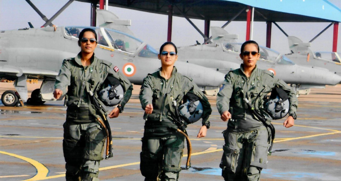 The Indian Air Force has the highest share of women officers than its navy  and army   Business Insider India