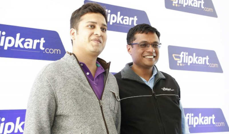 Flipkart's Bansals switch to the other side as VCs