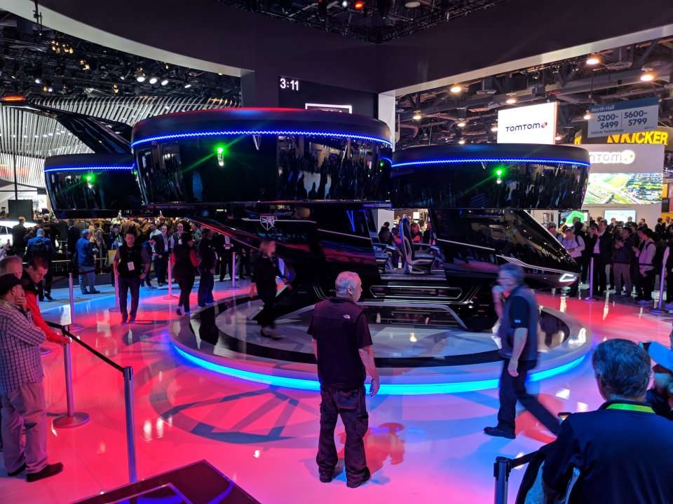 The best new transportation we saw at CES 2019 - Business Insider India