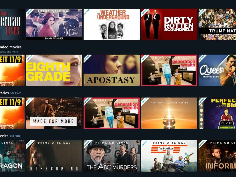 3ebafc5d88e The best shows and movies to stream over Presidents  Day weekend ...