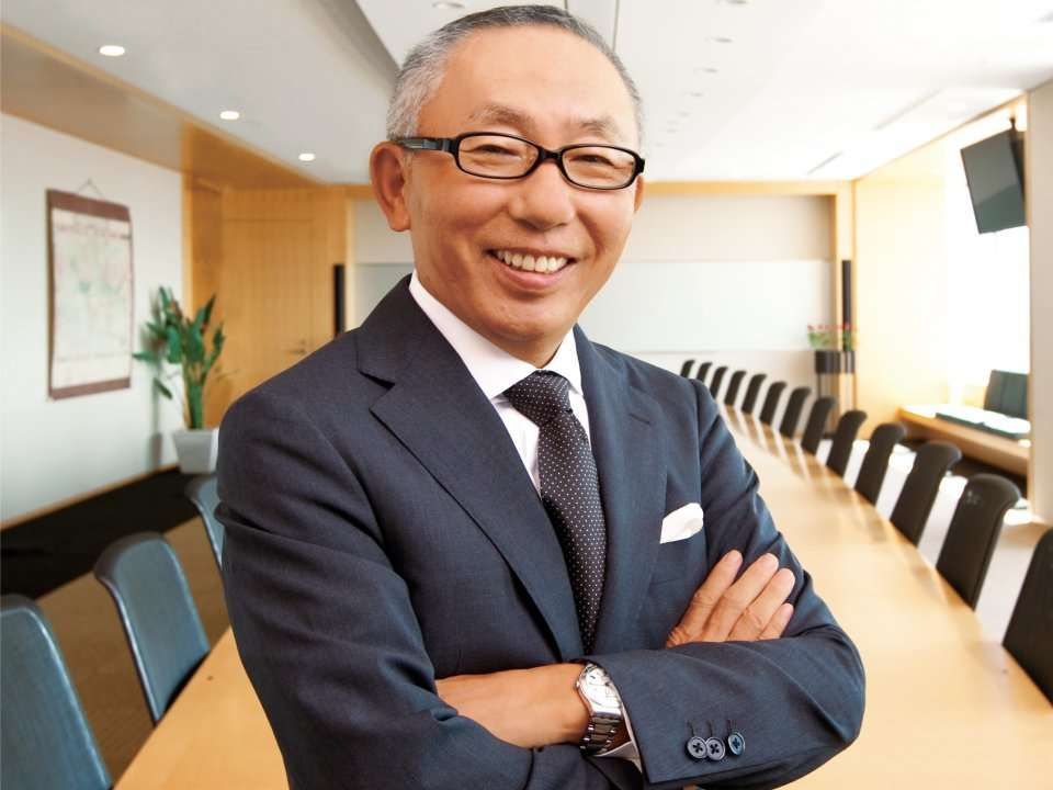 Meet Tadashi Yanai, the richest person in Japan and the founder of