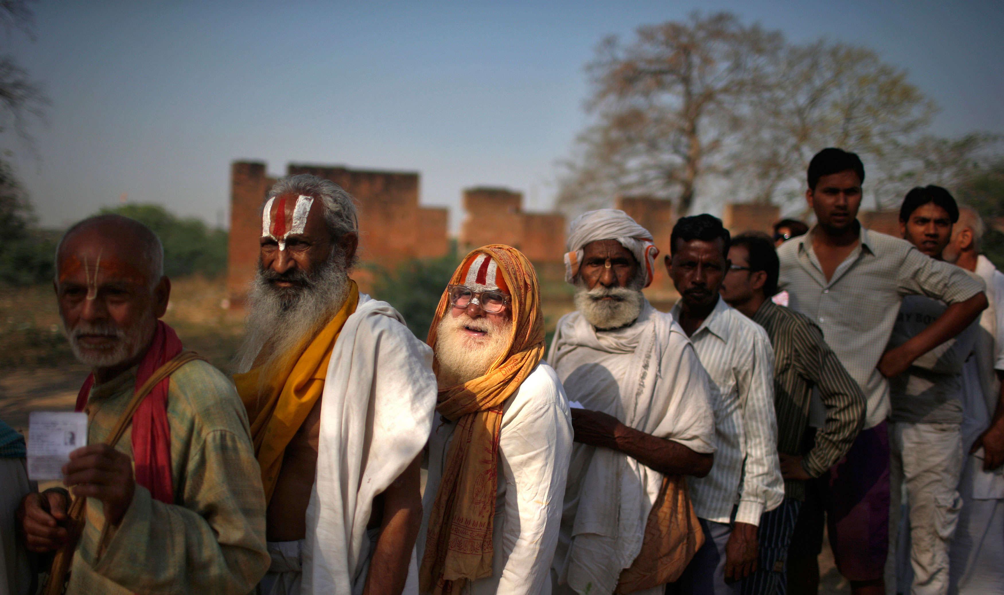 Lok Sabha Election 2019 1st Phase - 142 million voters go to