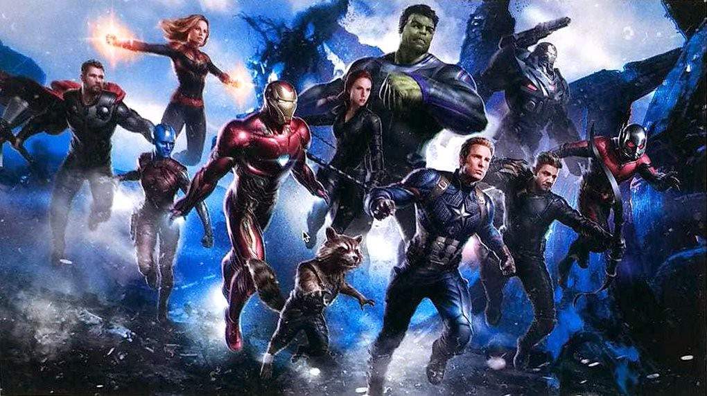Avengers Endgame Box Office Collection And Booking Business Insider India