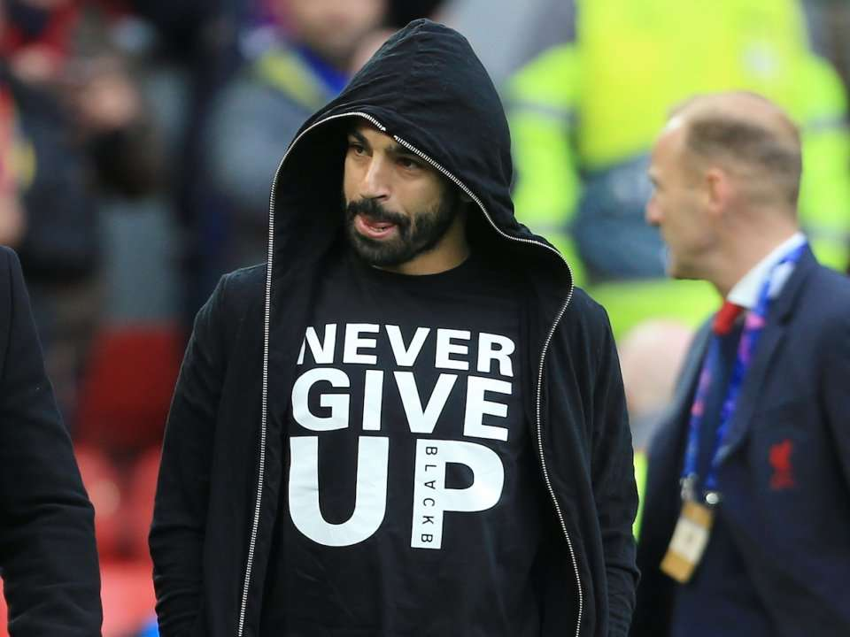Image result for salah never give up