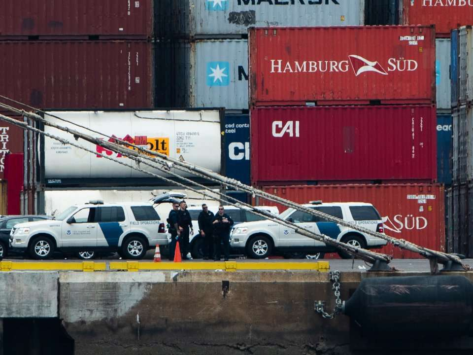 US Customs just seized a ship owned by JPMorgan after authorities