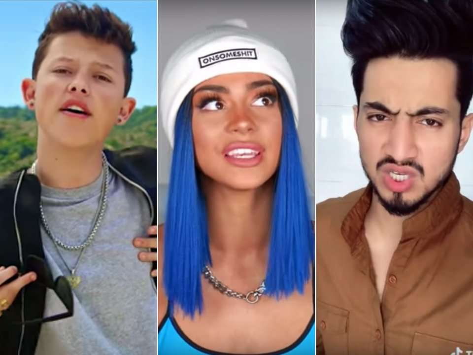These are the 38 biggest stars on TikTok, the viral video