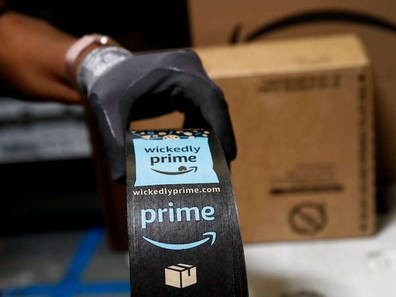Amazon Web Services just shared some mind-boggling statistics on how it dealt with Prime Day, Amazon's biggest - Business Insider India thumbnail