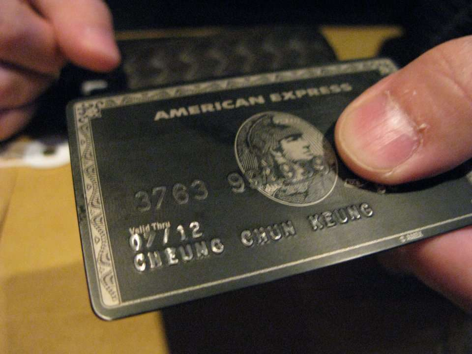 The Centurion 'black' card has a $2,500 annual fee and is invite-only, but you can get most of ...