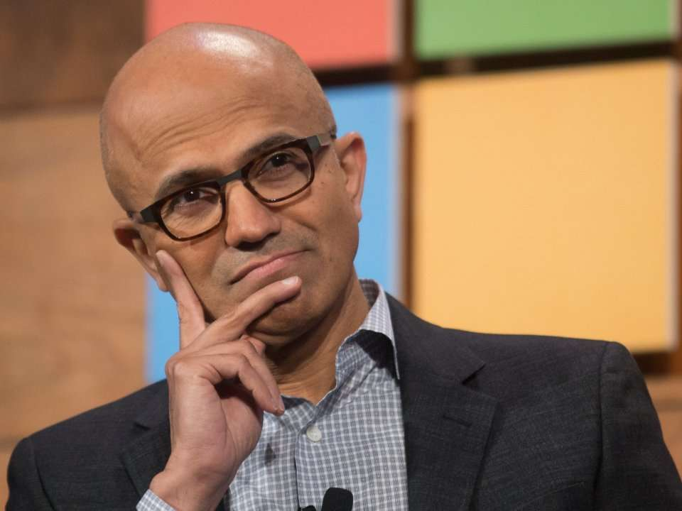 Microsoft experimented with a 4-day work week in its Japan office, and productivity jumped by 40% - Business Insider India thumbnail