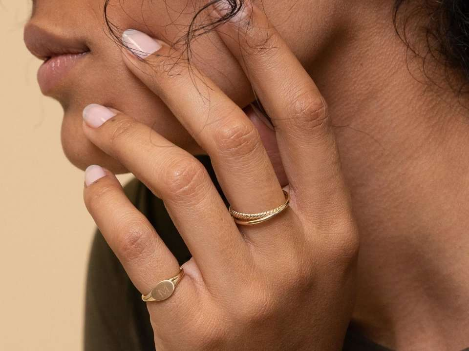 Mejuri One Of Our Favorite Fine Jewelry Startups Will Run A Rare
