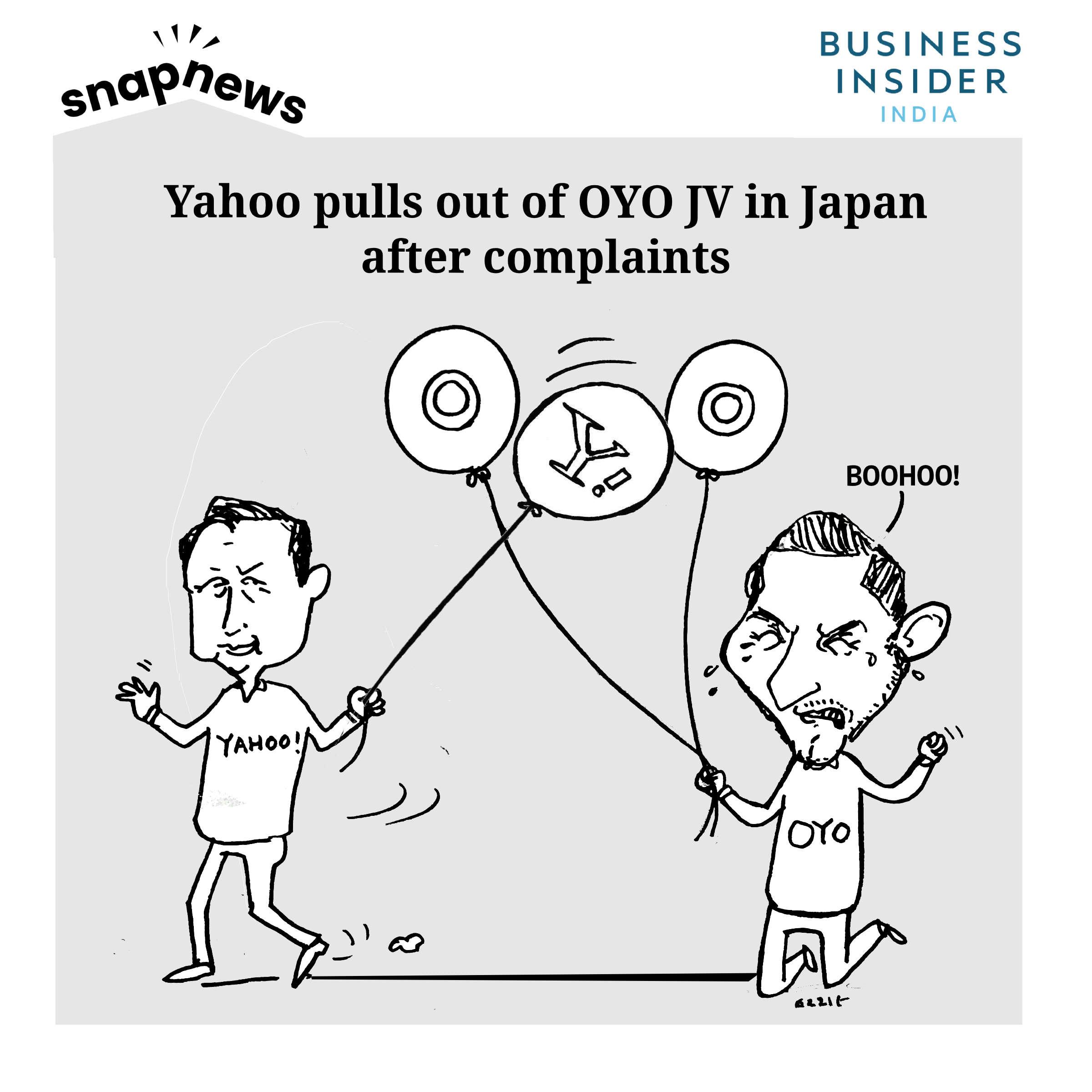 Japan yahoo