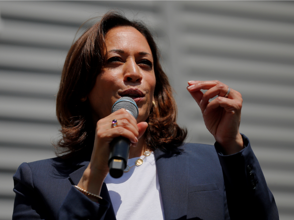 Kamala Harris and other prominent Democrats are demanding an investigation into how facial recognition tech is being used on people who live in public housing