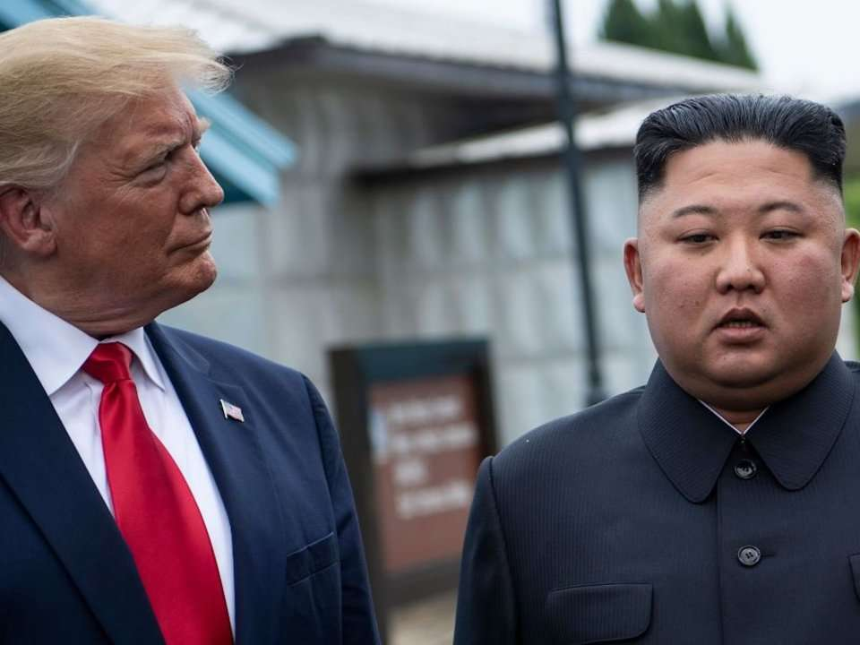 Trump is ready to reopen talks with Kim Jong Un over a ...