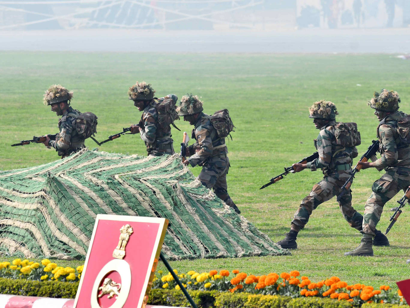 Asia's security environment is changing and India's armed forces lag far behind China