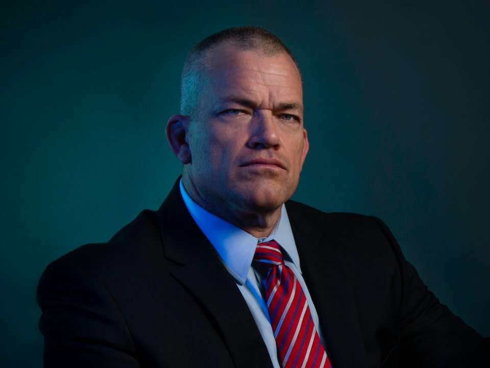A retired Navy SEAL commander explains how the tactics he used to collaborate with the Army and Marines can work just as well in the office conference room