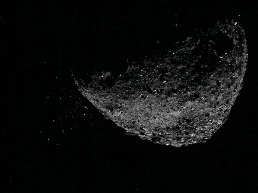 An asteroid half the size of Mount Everest is set to fly past Earth in April — but it's not going to end the p thumbnail