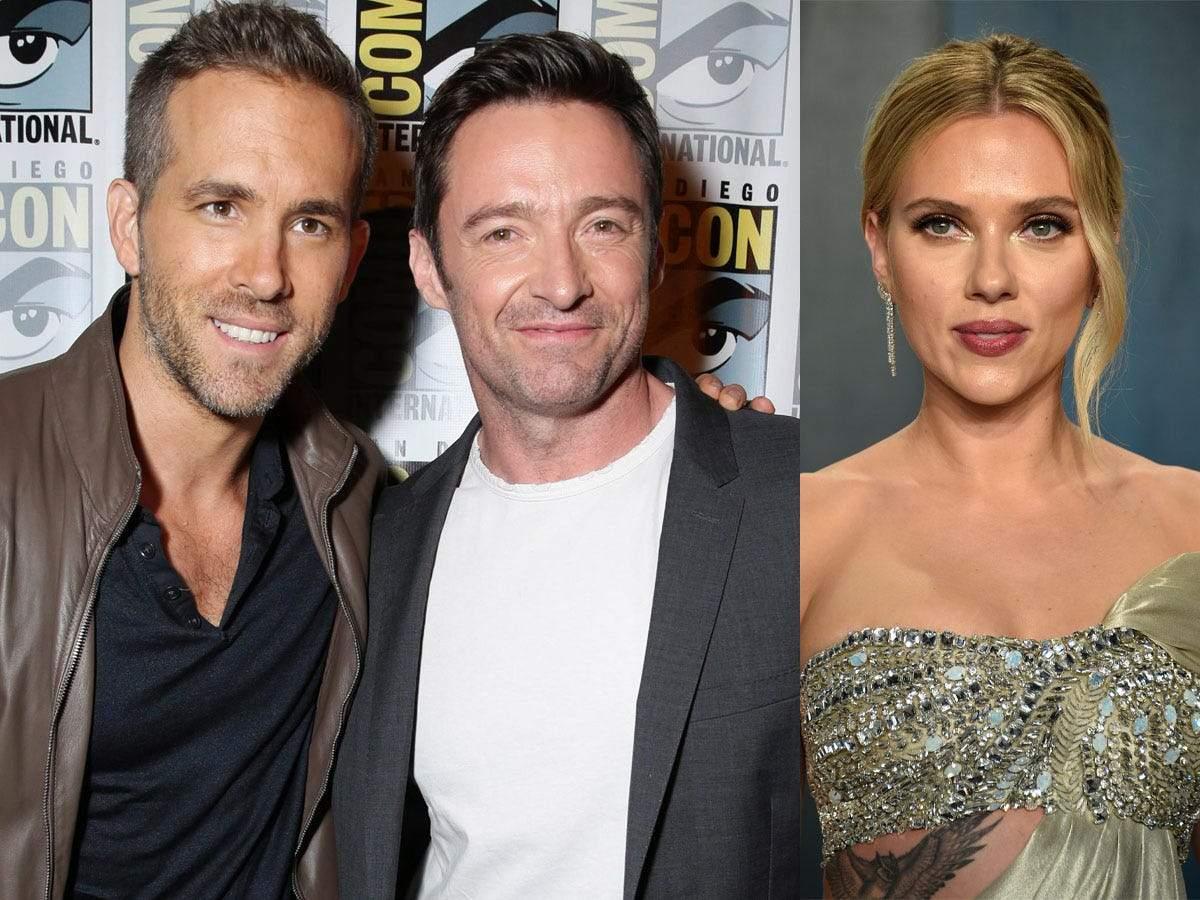 Hugh Jackman Feud With Ryan Reynolds Began With Scarlett Johansson Insider