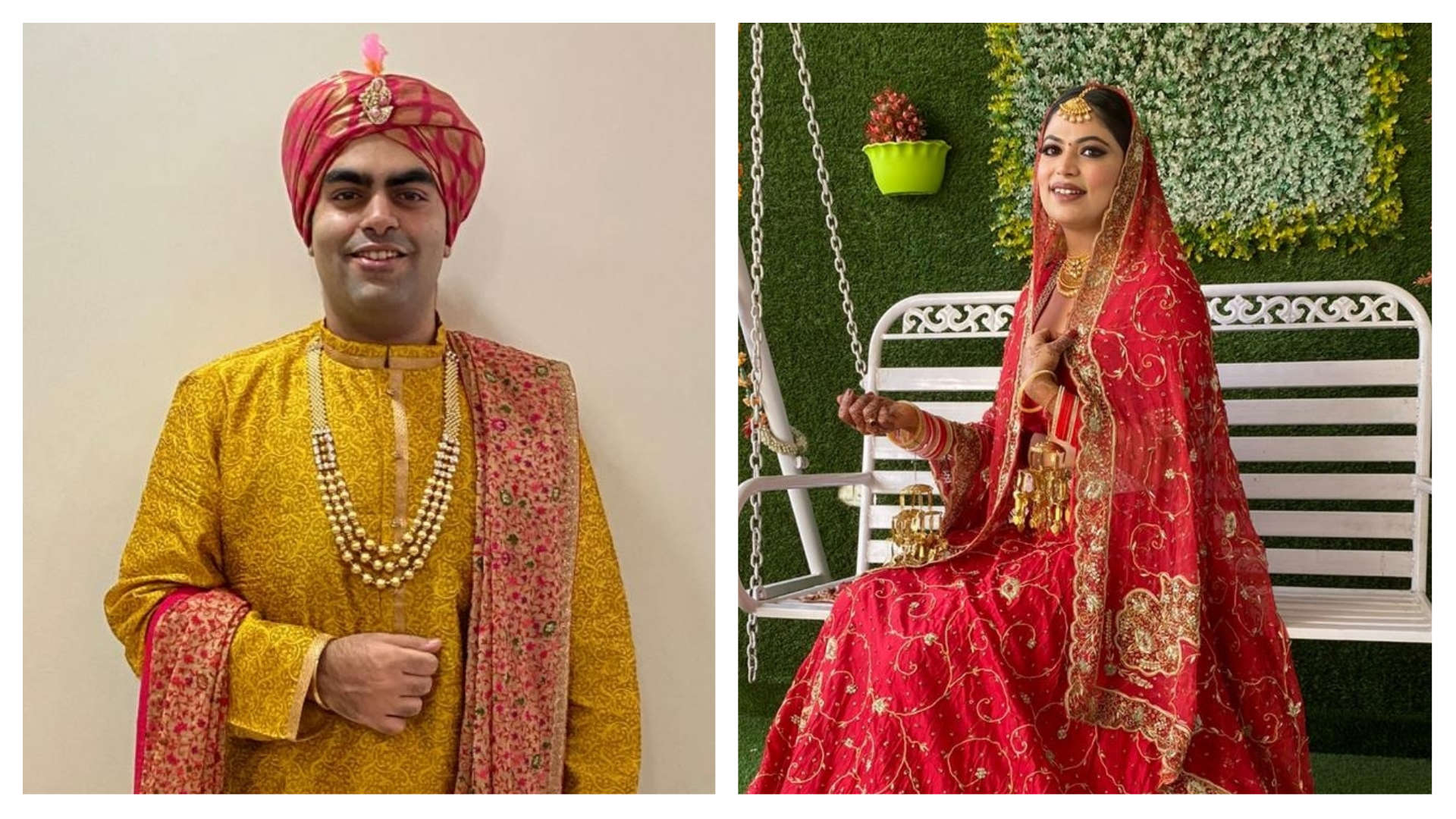 Wedding From Home On Zoom Call In India