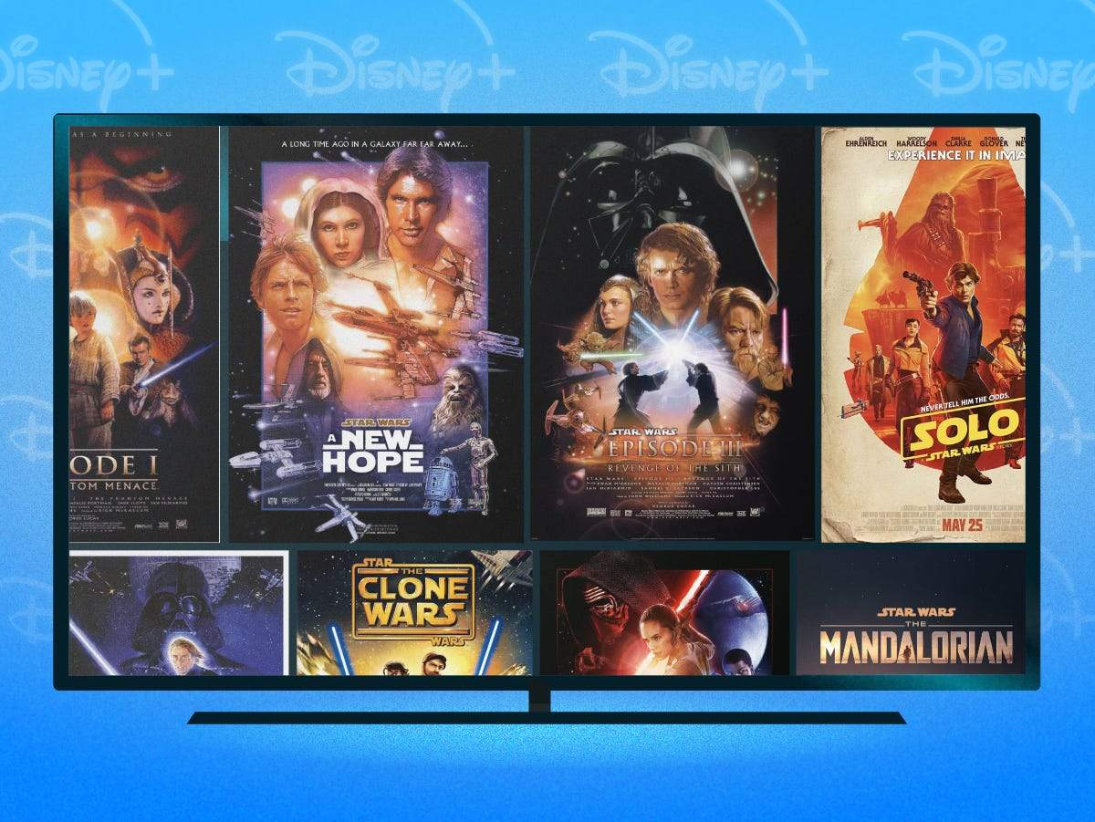 Star Wars On Disney Plus All Star Wars Movies And Shows To Stream Business Insider